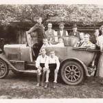 Familie Stuckatz um 1930