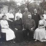 Familie Stuckatz um 1912